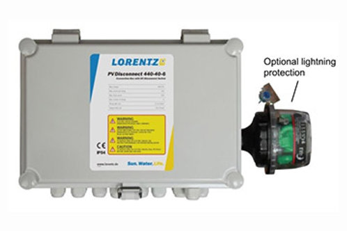 Interruptor LZ PV Disconnect 440-40-6