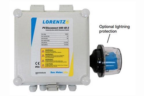 Interruptor LZ PV Disconnect 440 40 3