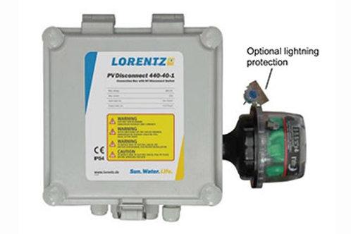 Interruptor LZ PV Disconnect 440 40 1