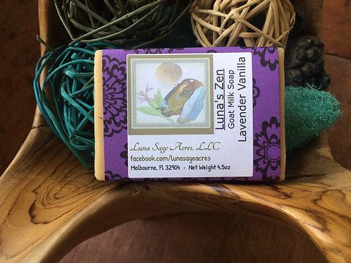 Luna's Zen Lavender Vanilla