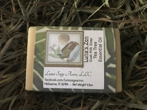 Luna's Zen Tea Tree EO
