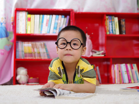 Organização Residencial – A organização começa na infância