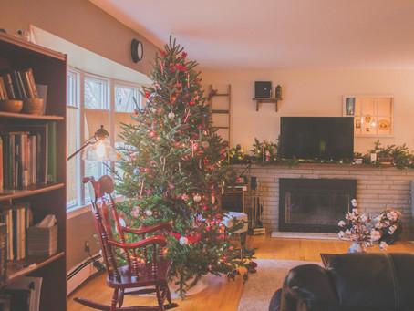 Organização - Como guardar os enfeites de Natal