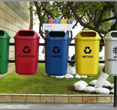Vamos Reciclar - Conscientização