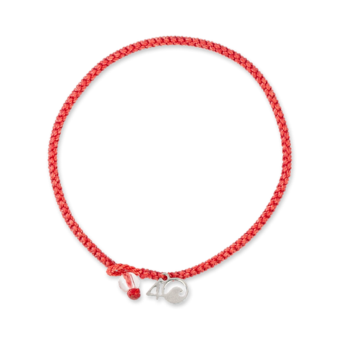 4Ocean Coral Reef Braided Bracelet
