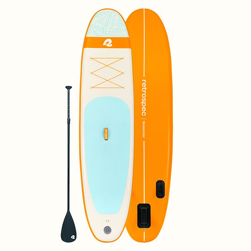Weekender Inflatable Stand Up Paddle Board 10'