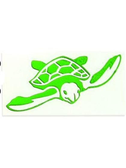 Die Cut Sticker - Turtle