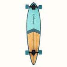 Zed Pintail Longboard - Bondi Blue
