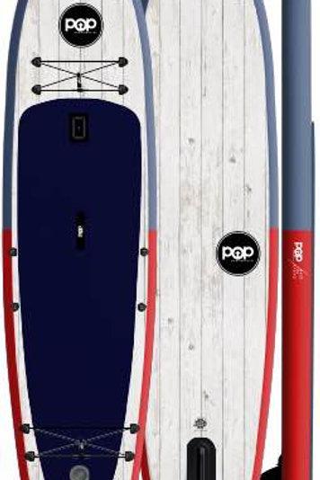 POP Inflatable SUP 11'6 El Capitan Blue/Red