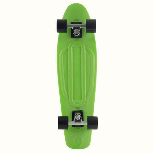 "Quip Cruiser Skateboard 27"" - Green and Black"