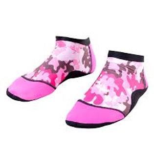 Low Cut Beach Sock Pink