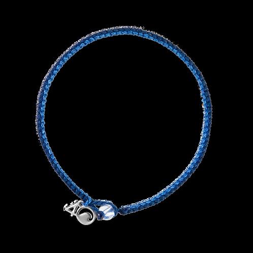 4Ocean Sperm Whale Braided Bracelet