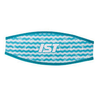 Mask Strap Cover Waves