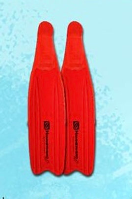 Hammerhead - Kaudal Fins, Red