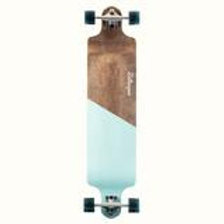 Tidal Drop-Down Longboard Steel Blue