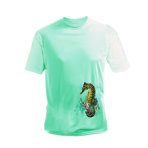 Seahorse Short Sleeve Performance Tee