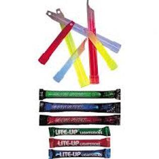 "6"" Light Sticks"