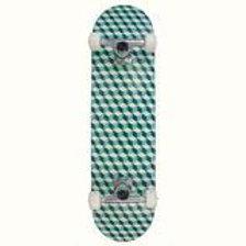 Alameda Skateboard - Marine Isometric