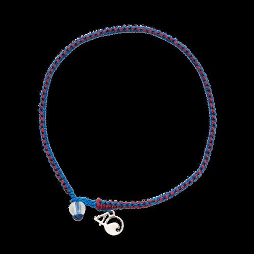4Ocean Seahorse Braided Bracelet