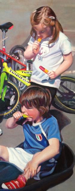Kids & Popsicles