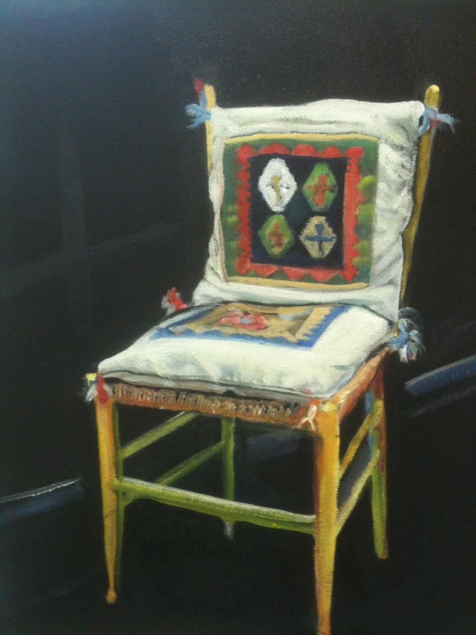 Yellow Chair *