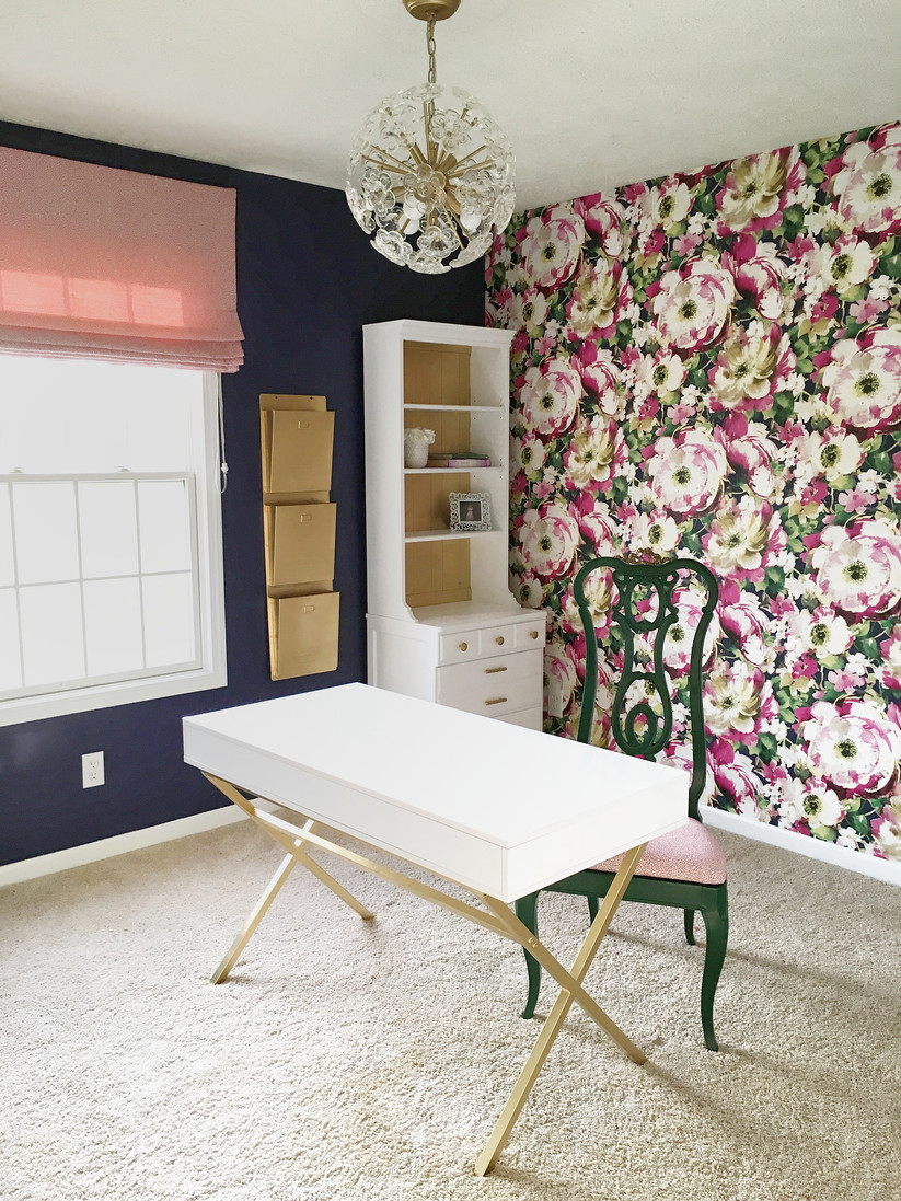 ONE ROOM CHALLENGE : REVEAL