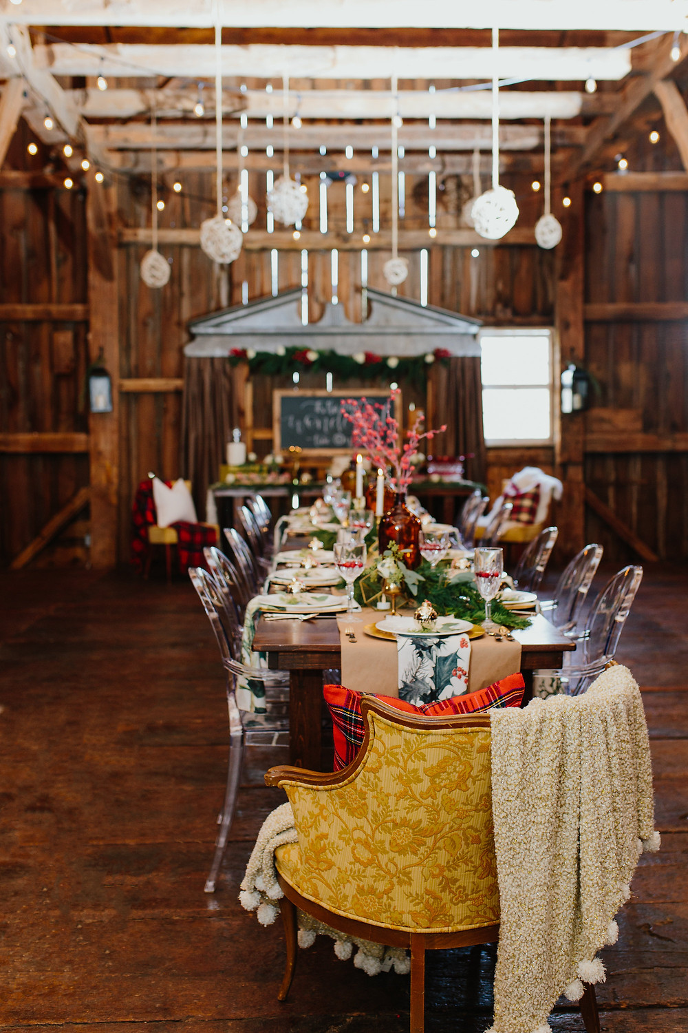 Holiday Party Inspiration