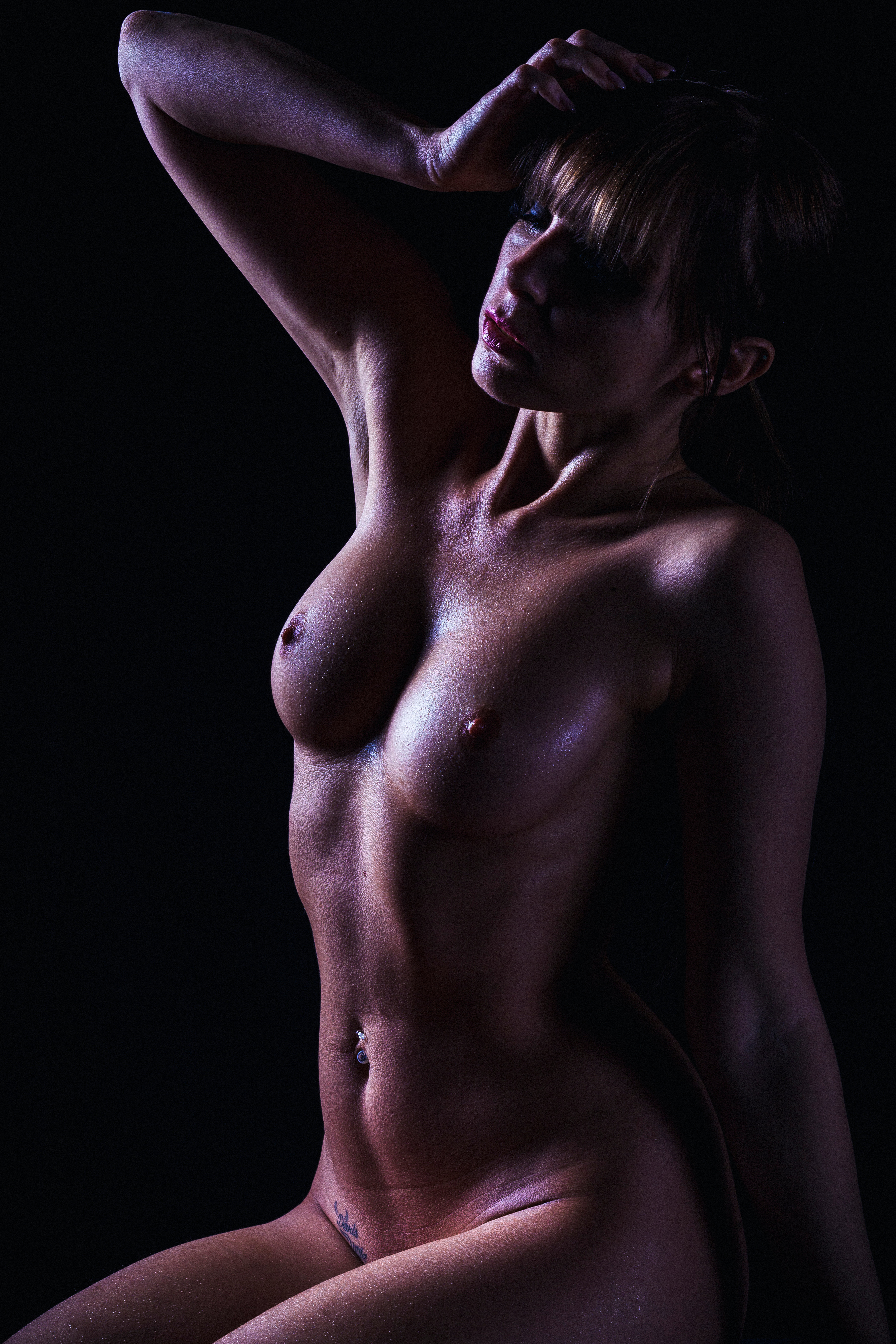 sensual Akt