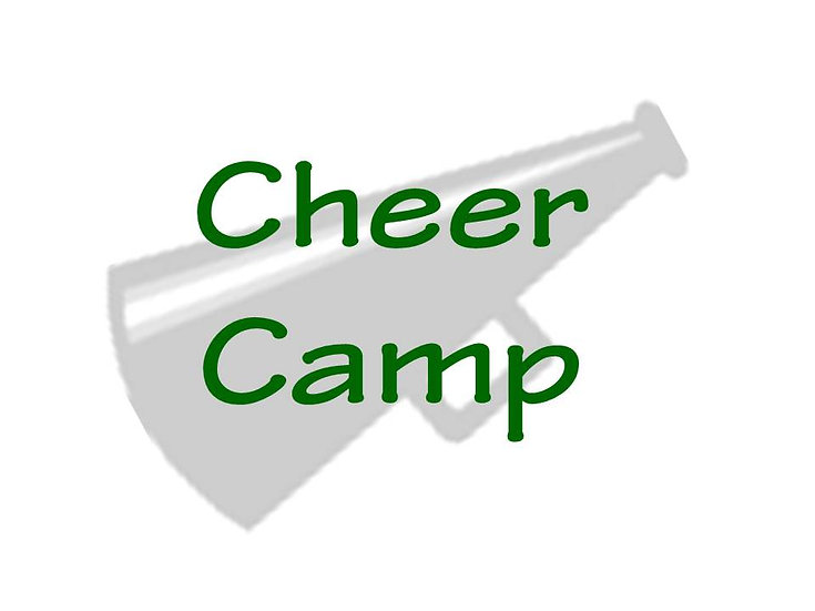 Cheerleader Training Camp