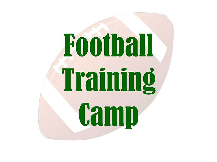 Football Training Camp