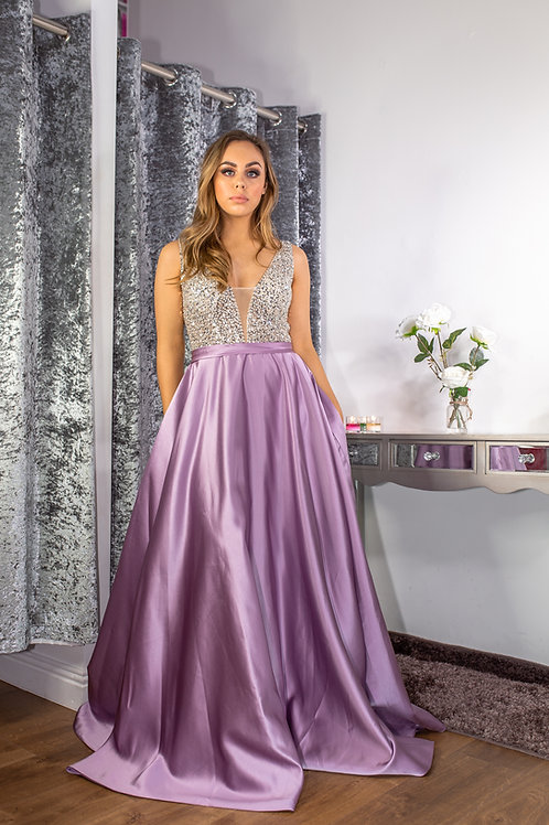 The Emelia Gown