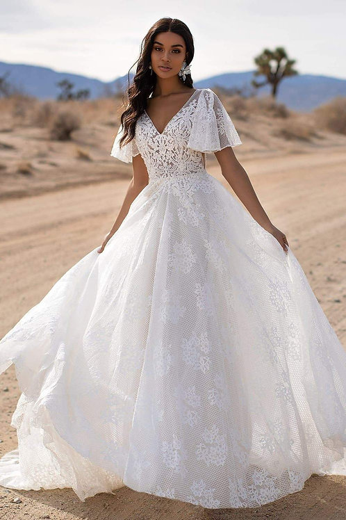The Sage Bridal Gown
