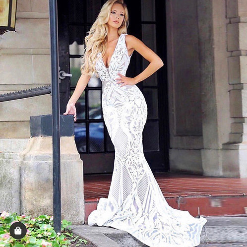The Rebecka Gown