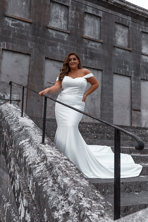 The Stella Bridal Gown