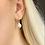 Thumbnail: Pearl Sterling Silver Earrings