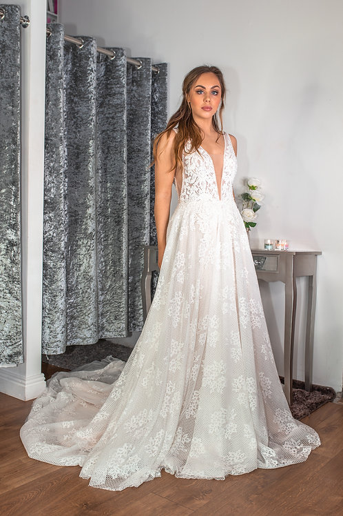 The Serena Bridal Gown