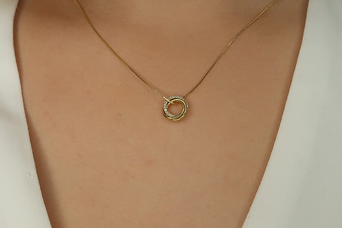 Roisin Sterling Silver Necklace