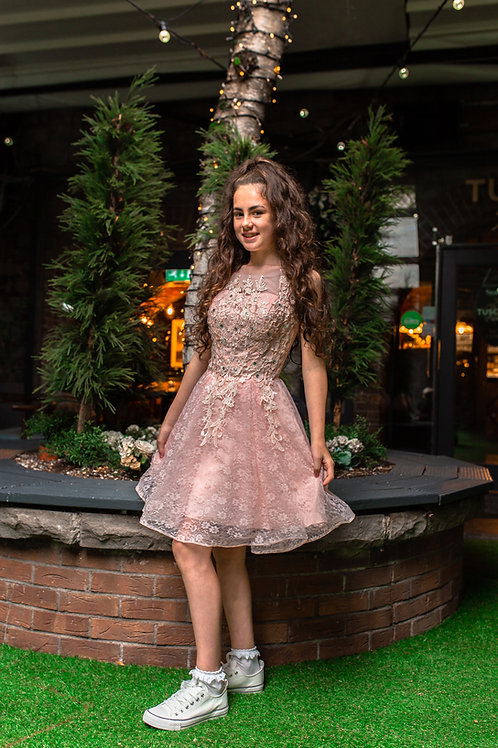 The Vivianne Dress