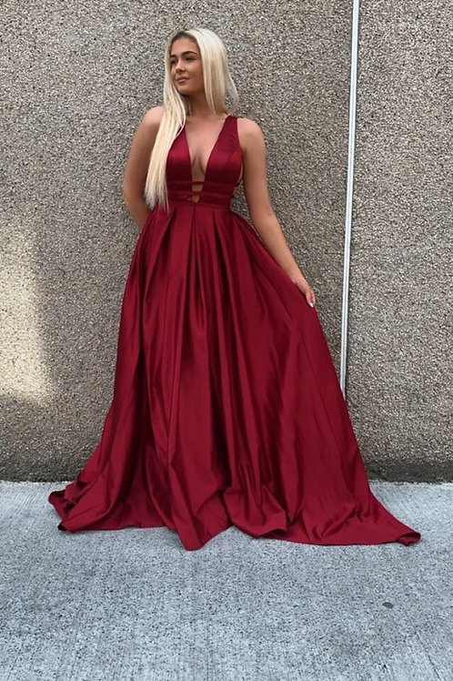 The Charlotte Gown