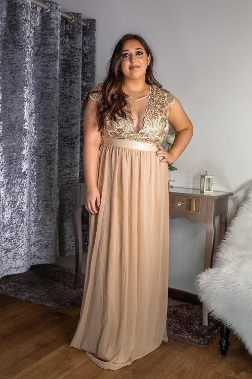 The Sofia Gown