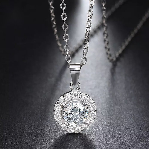 CiCi Sterling Silver Necklace