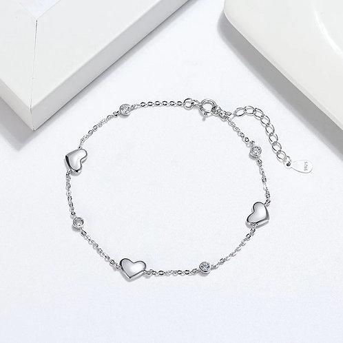Fiona Sterling Silver Bracelet