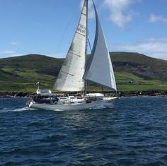 Waxwing Sailing