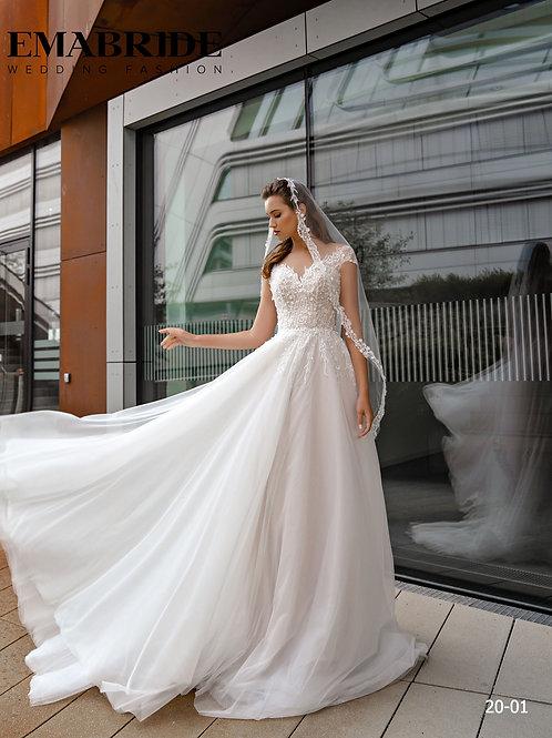 Emma Bride Gown Model 20-01