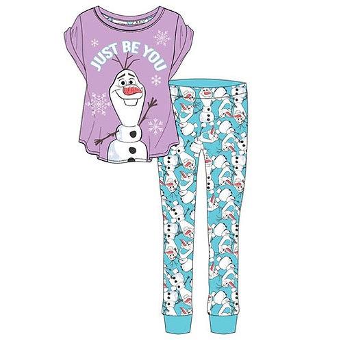 Ladies Official Olaf Pyjamas