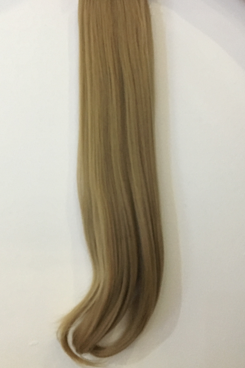 Caramel Blonde Straight Clip In 3 Piece Hair Extensions