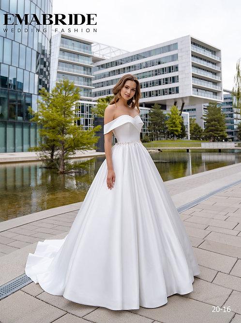 Emma Bride Gown Model 20-16