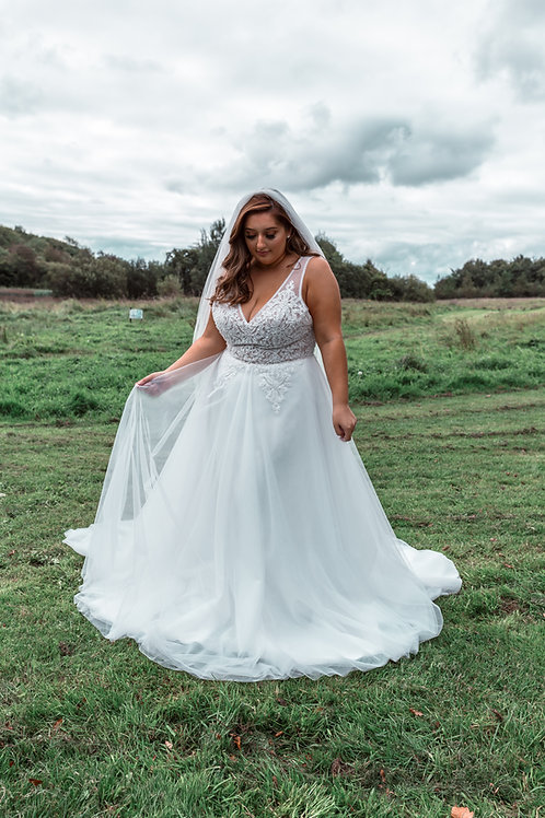 The Savannah Bridal Gown