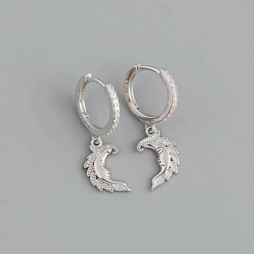 Shyla Delicate Sterling Silver Earrings