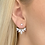 Thumbnail: Anita Sterling Silver Earring